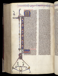 Jesse Tree, In The Bible Of William Of Devon